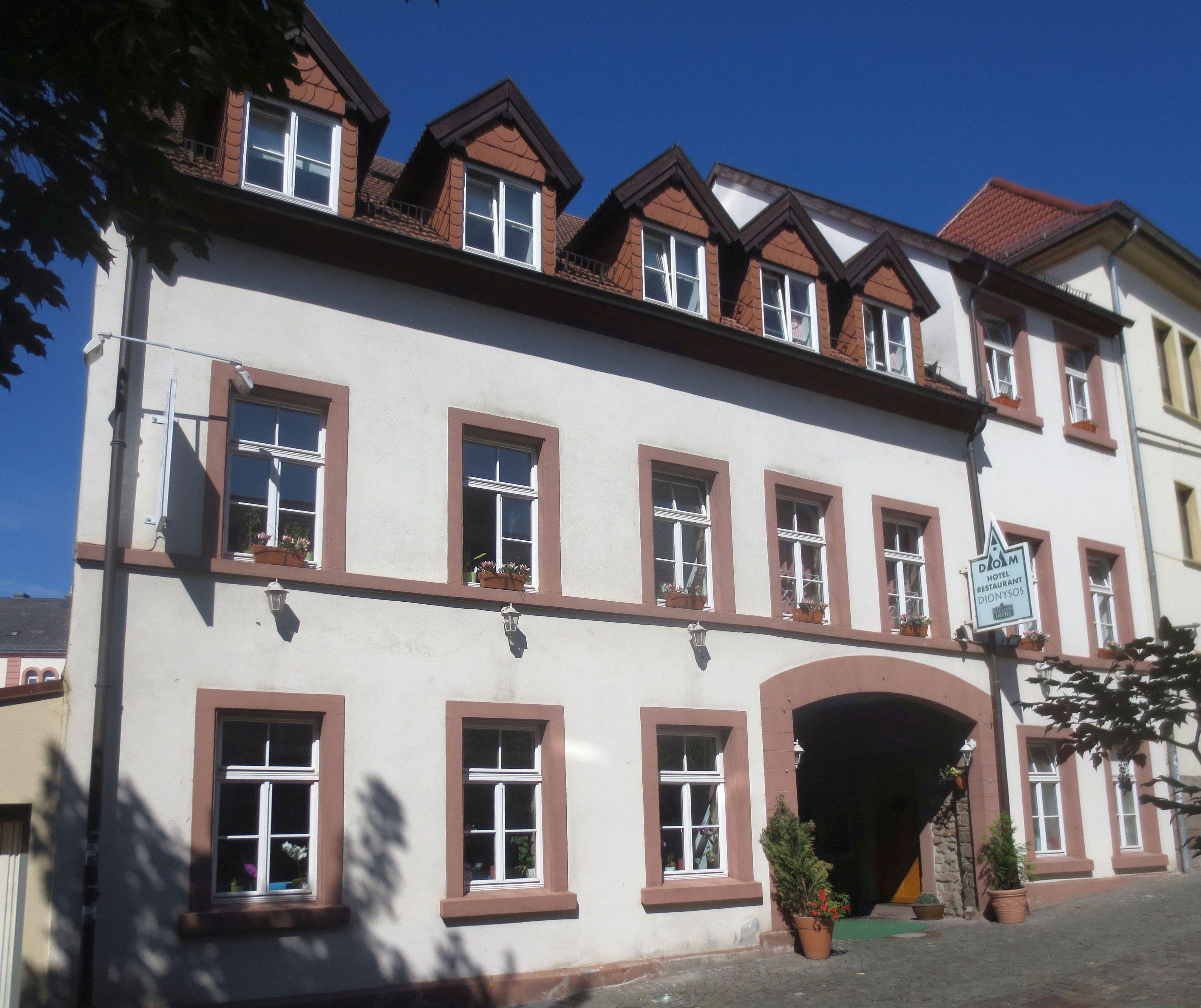 Dom Hotel Sankt Wendelaida De