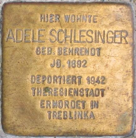 Schlesinger, Adele.JPG