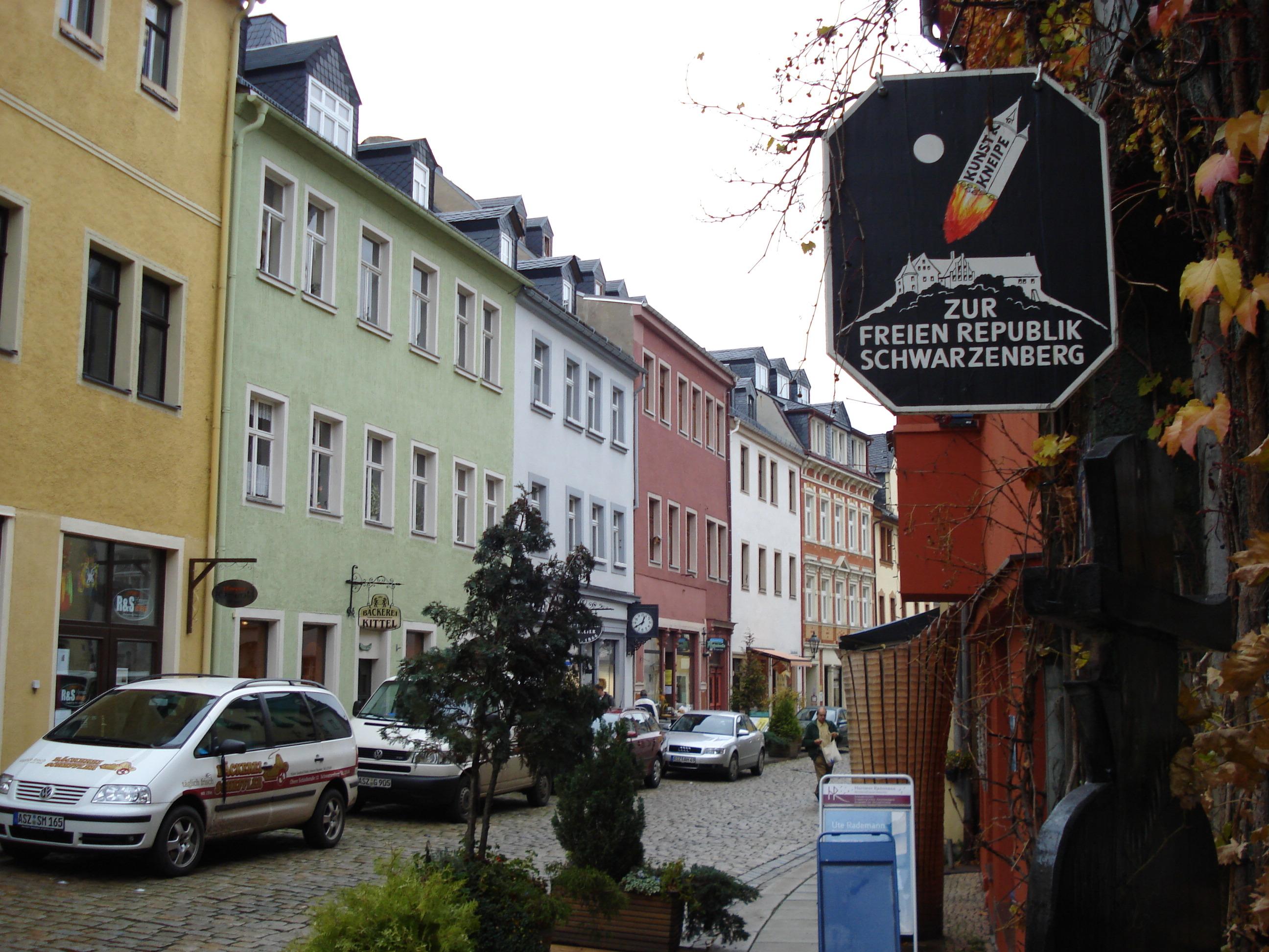 Schwarzenberg/Erzgebirge