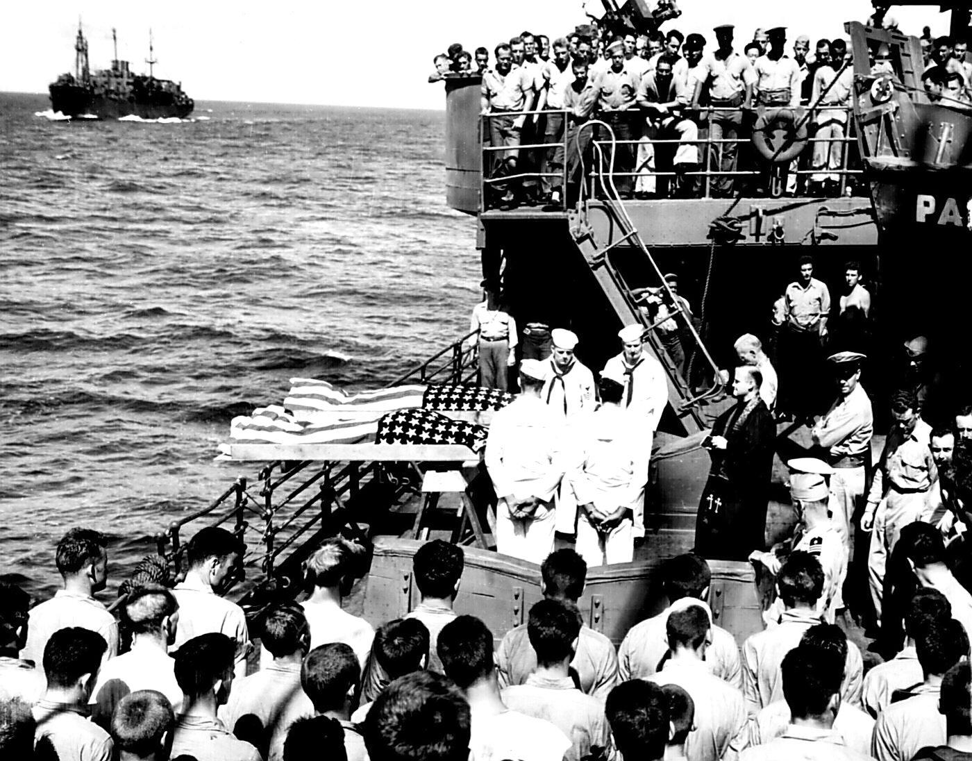 Burial at sea - Wikipedia