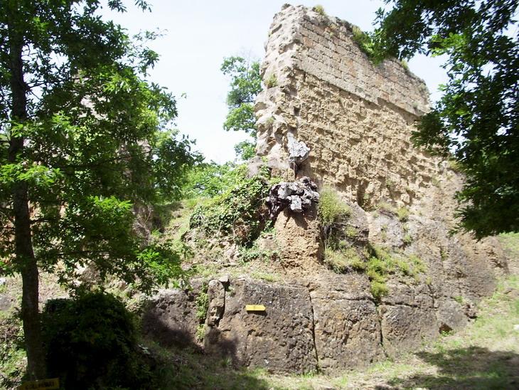 Secondo Castello di Vitozza (GR)