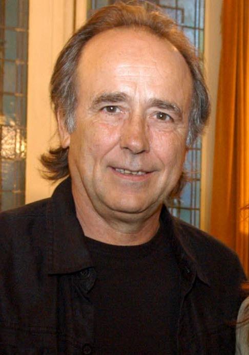 Joan Manuel Serrat, durante una visita a la Casa Rosada, Argentina.