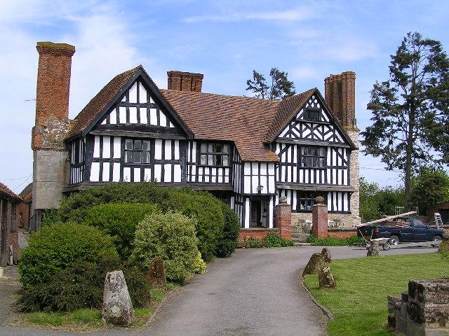 Photo of Shell Manor Farm. Shell Manor