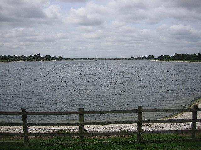 Shustoke reservoir - geograph.org.uk - 33596