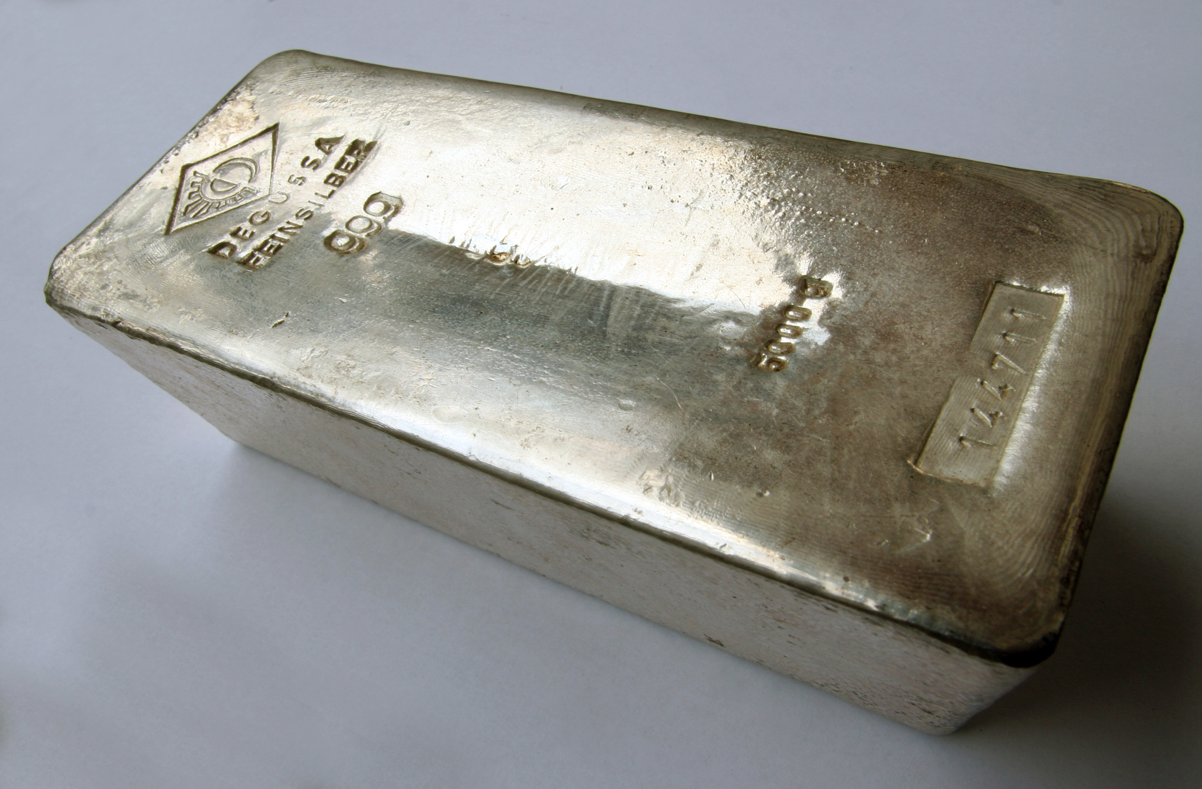 File Silver Bar 01 Jpg Wikimedia Commons