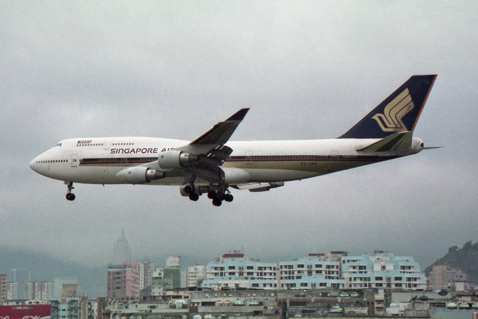 Filesingapore Airlines Boeing V Sma  Jpg
