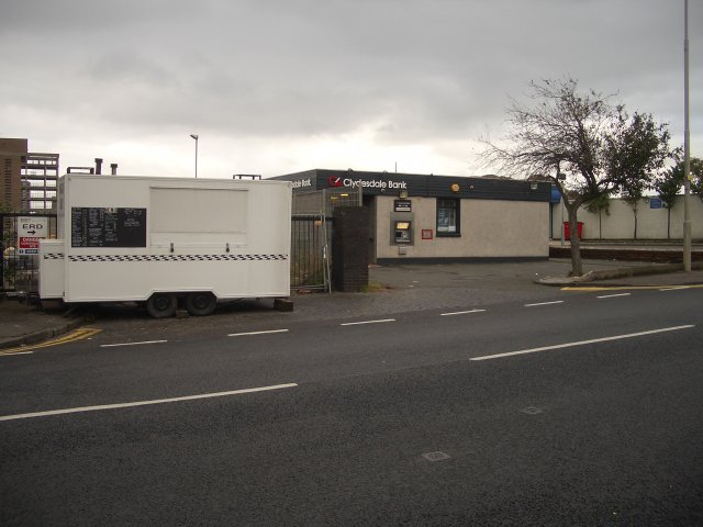 Snack bar and bank geograph.org.uk 978836