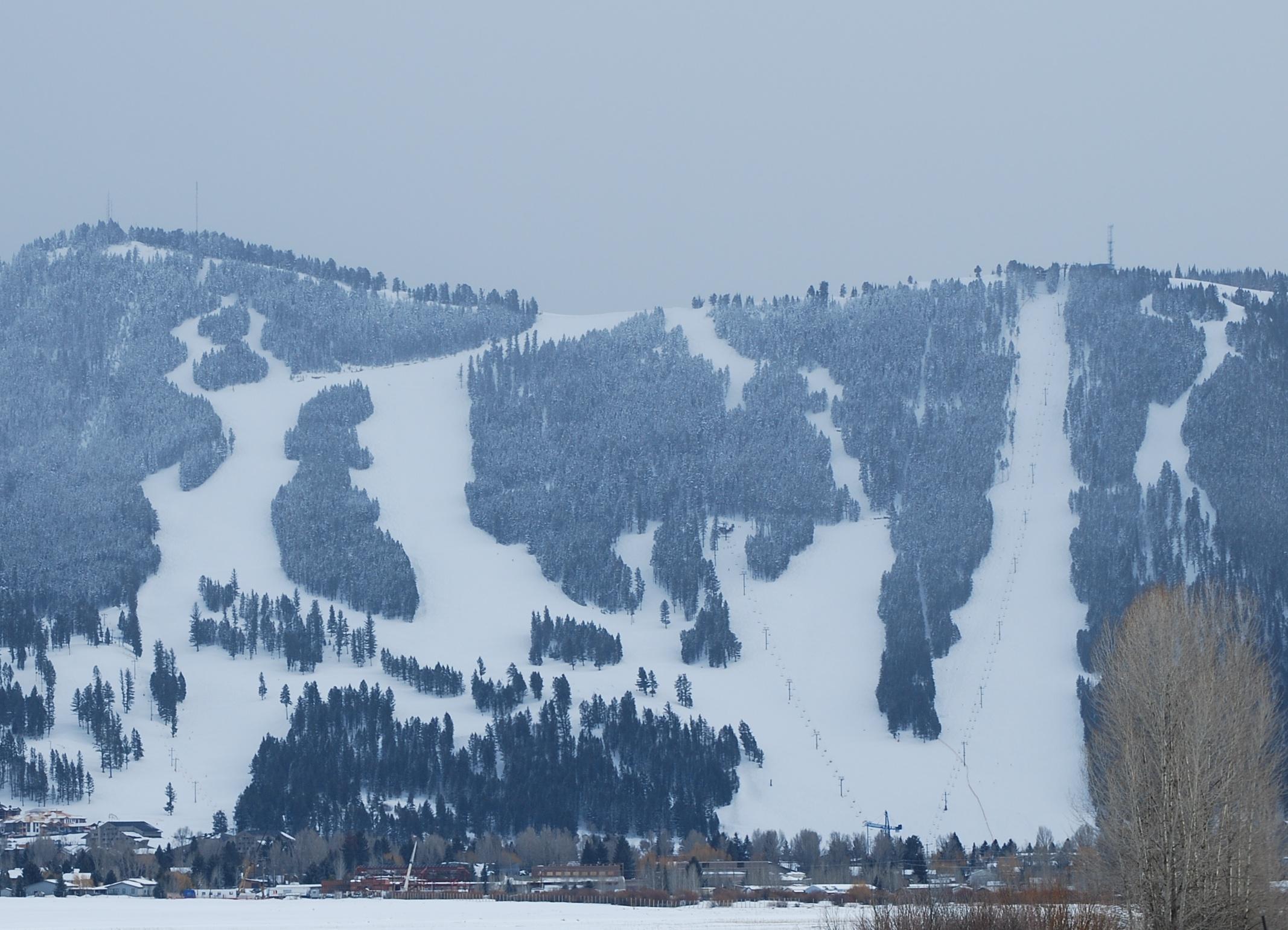 snow king mountain - wikipedia
