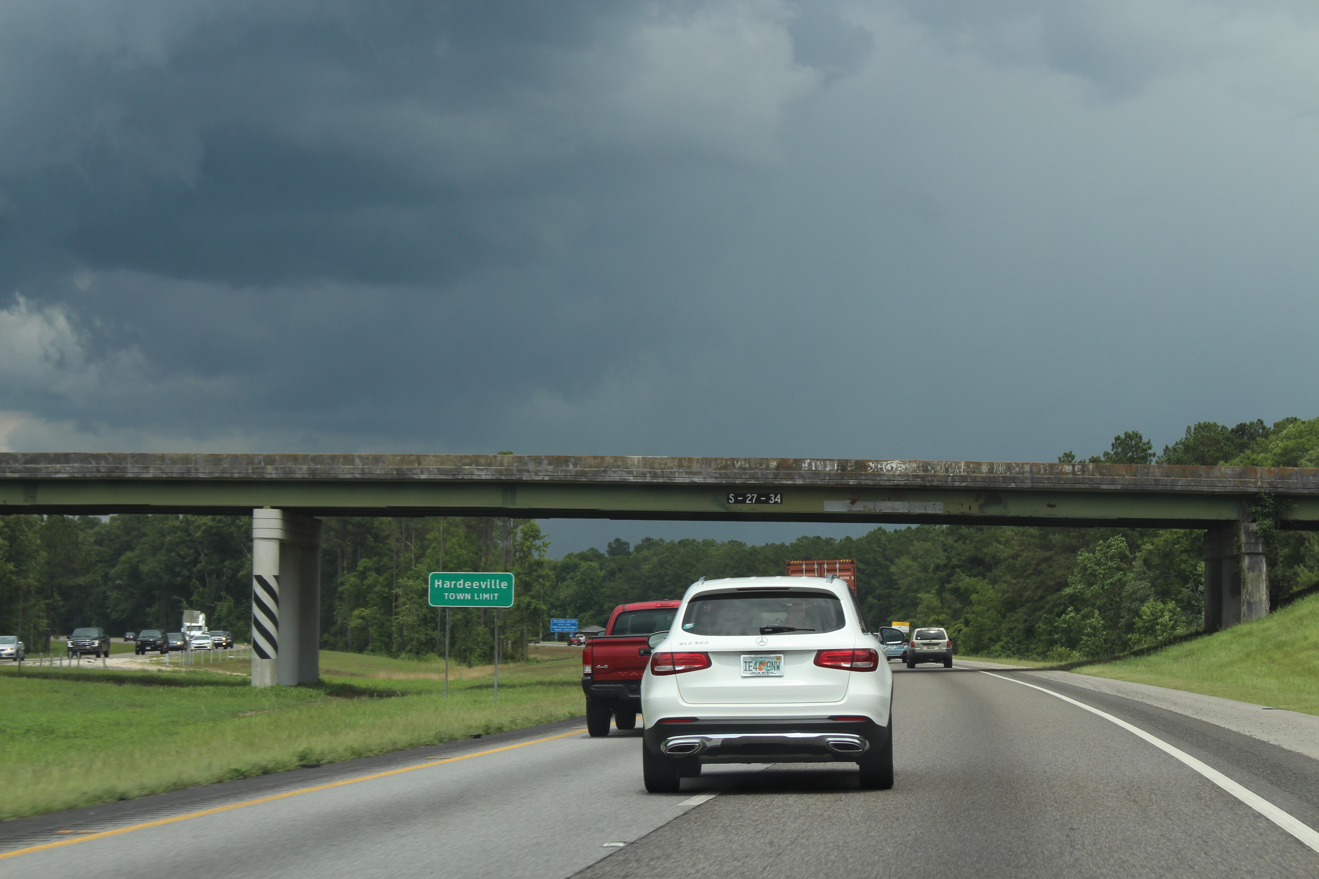 File:South Carolina I95nb Hardeeville town limit jpg