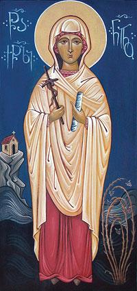 English: Saint Nino
