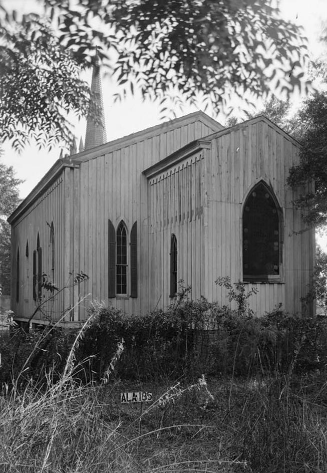 File St Mary S Episcopal Church Camden Alabama 02 Jpg