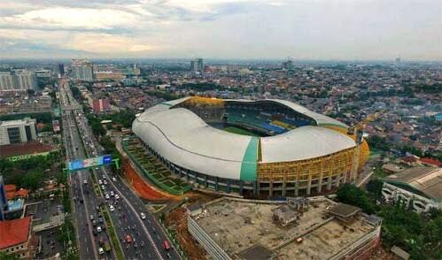 Stadion Bekasi Partiot Chandrabhaga