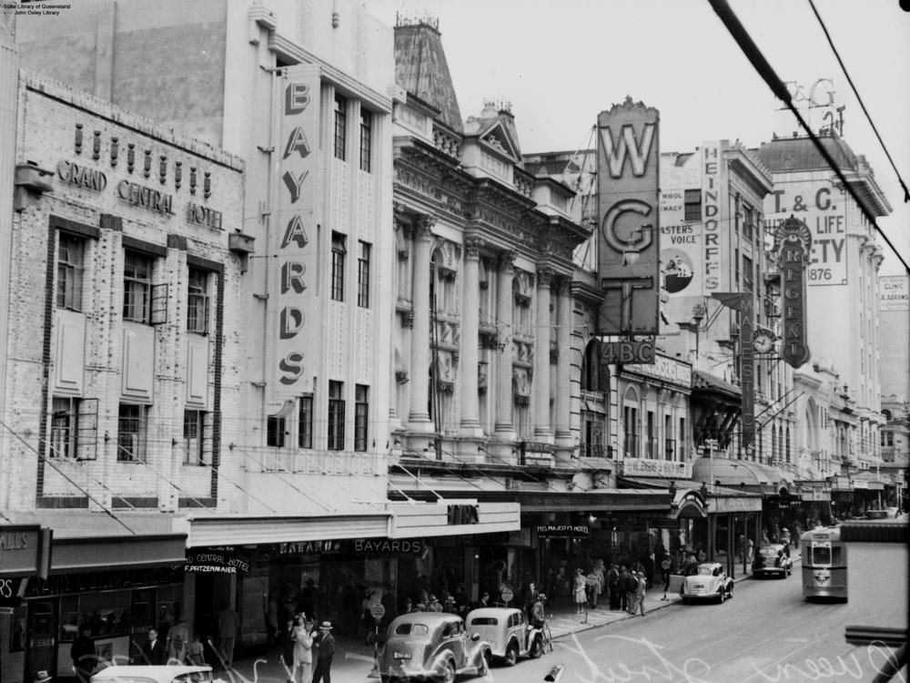 Queen Street Mall, Brisbane, Australia - The Heart of Shopping