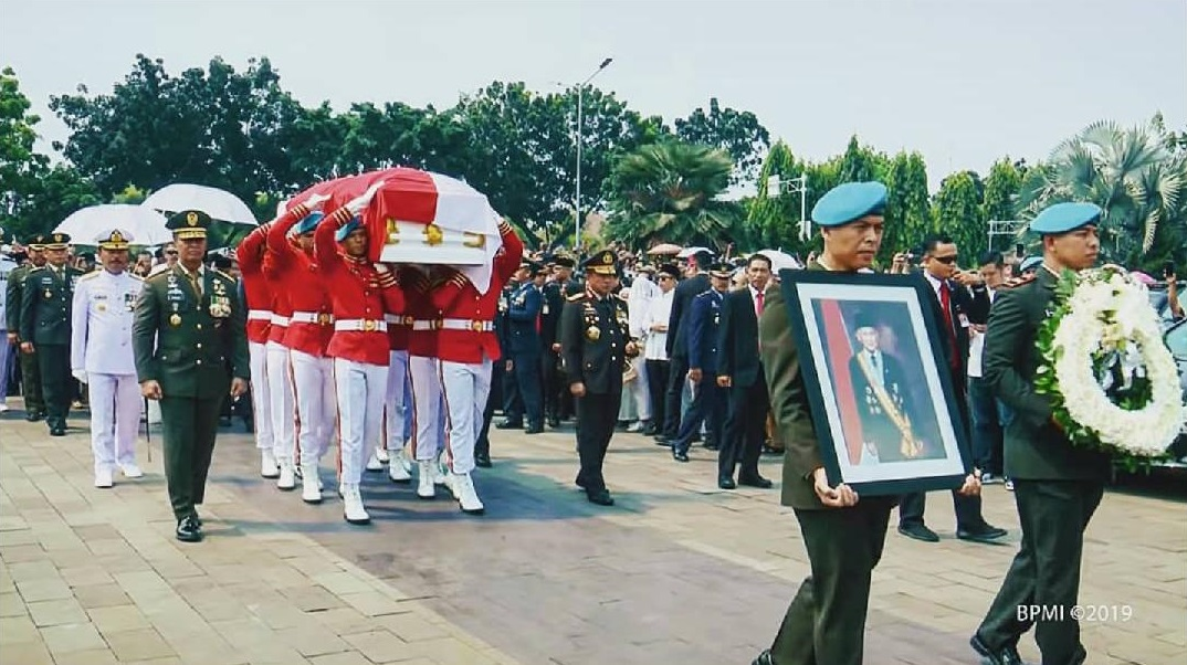 Pemakaman kenegaraan - Wikipedia bahasa Indonesia