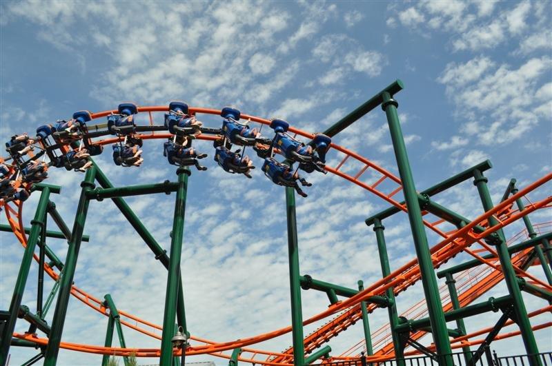 Amusement Parks In Virginia Beach Area