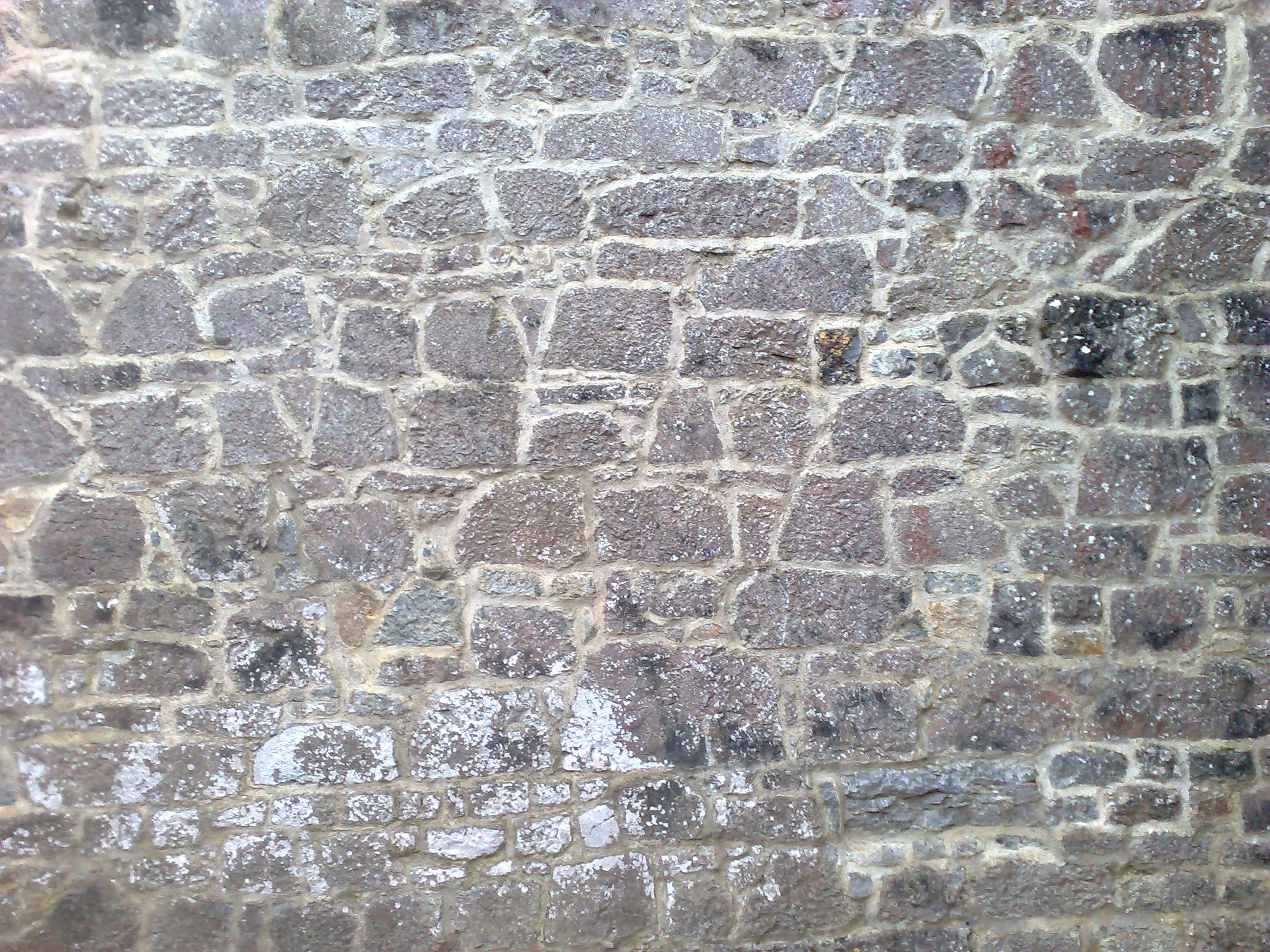 File Stone Church Wall Texture Limerick