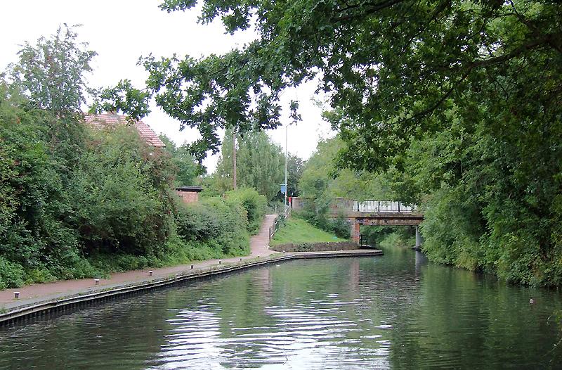 Stratford-upon-Avon Canal near Warstock, Birmingham - geograph.org.uk - 1725127