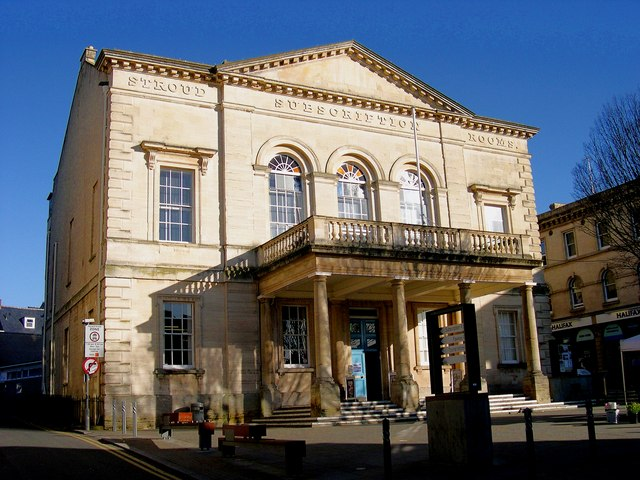 What S On Stroud Subscription Rooms