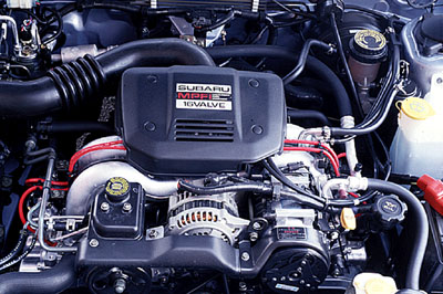 Subaru Boxer Engine >> File Subaru Ej22 Boxer Engine Jpg Wikimedia Commons