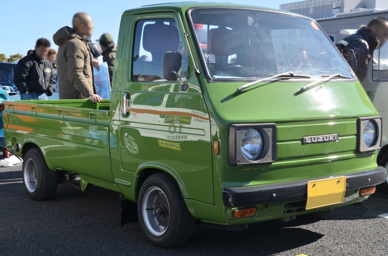 Suzuki Carry Van Parts Ebay