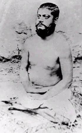Swami Vivekananda in 1886