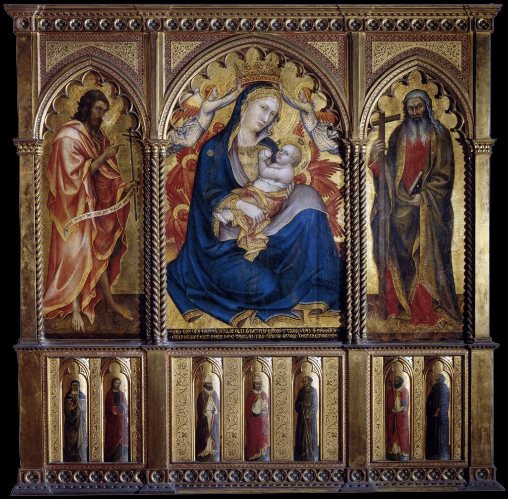file taddeo di bartolo virgin and child with st john the