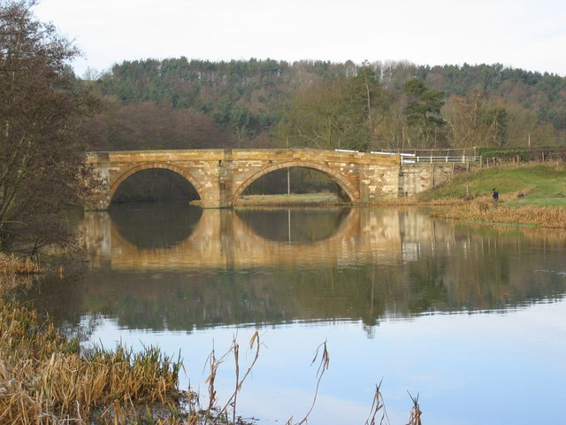 The Bridge at Kirkham - geograph.org.uk - 1143730