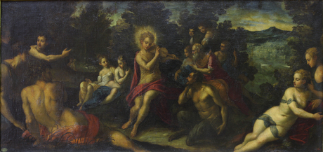 Պատկեր:Tintoretto Appolon and Mars.jpg