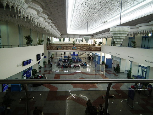 Zenata – Messali El Hadj Airport