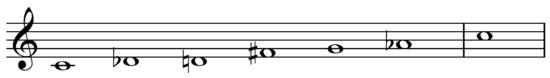 Du-duontona tritona gamo en C