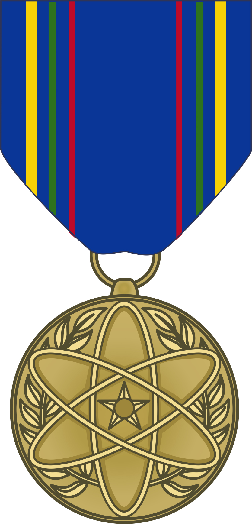 Nuclear Deterrence Operations Service Medal - Wikipedia