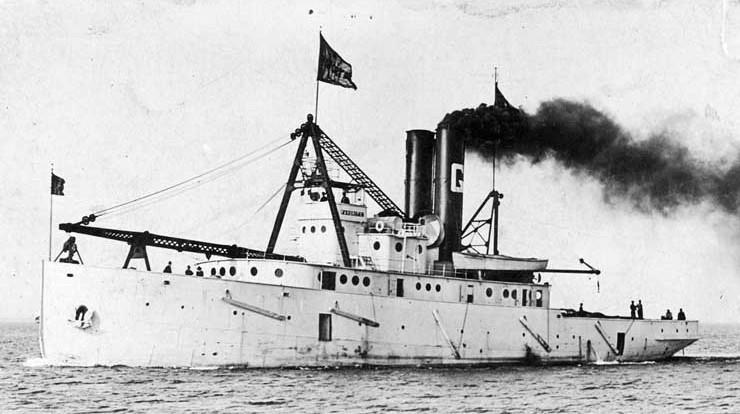 USS Favorite (SP-1385) - Wikipedia
