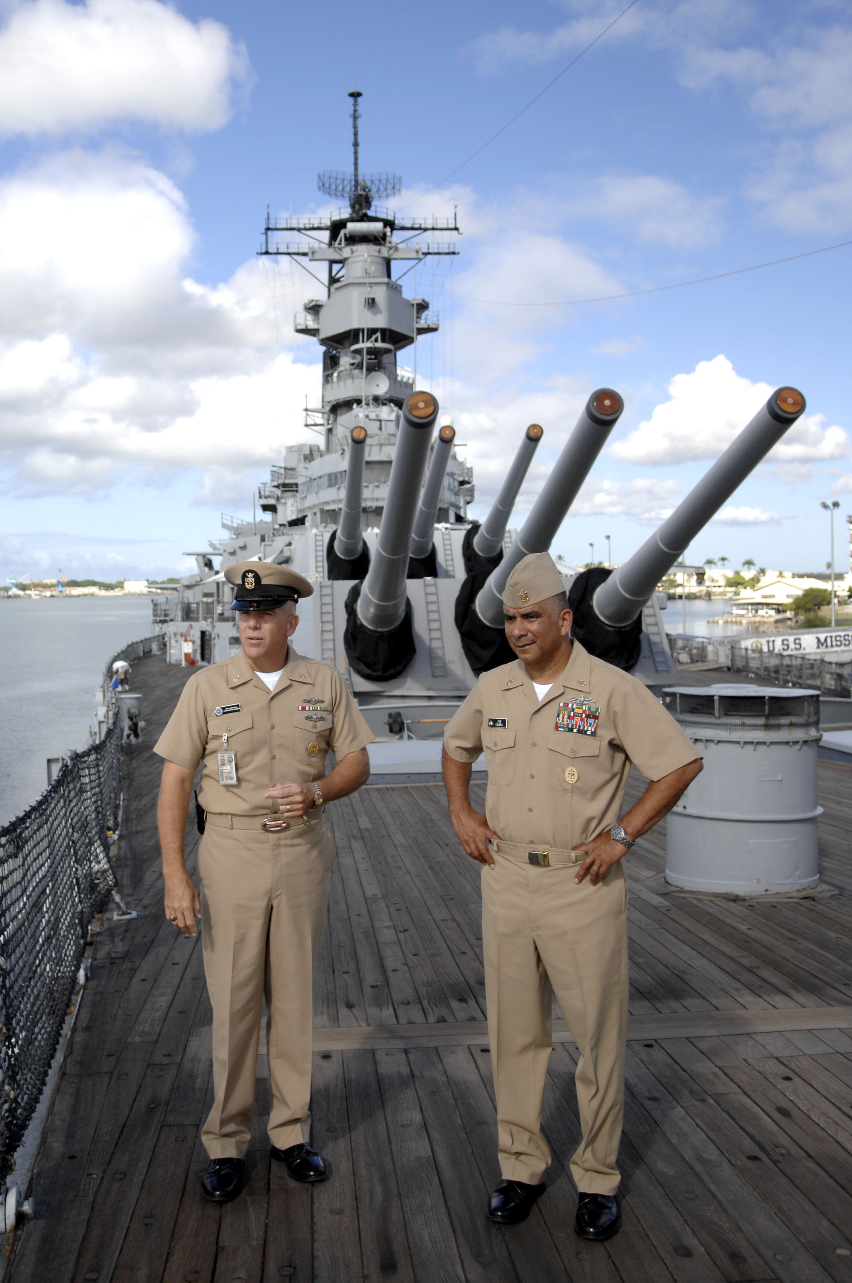 Uss Missouri Tour Tickets
