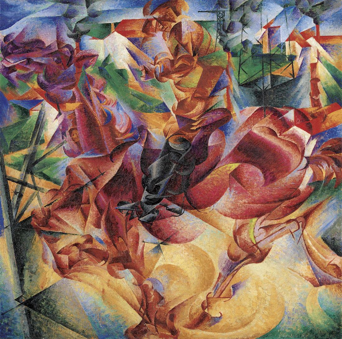 Boccioni Futurism File:Umberto Boccioni,...