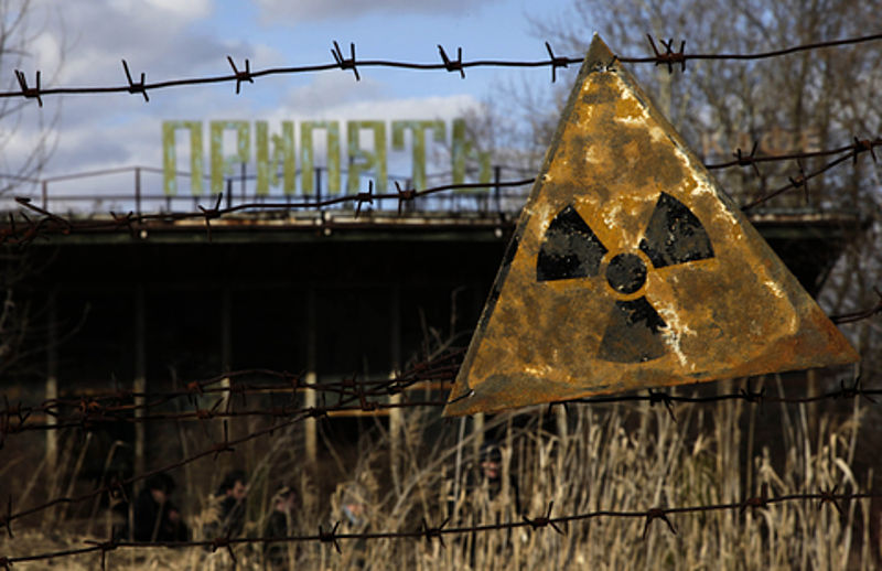 D. Markosian: One Day in the Life of Chernobyl, VOA News, photo gallery.