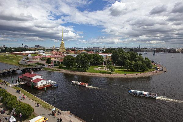 ВДень ВМФ Заячий остров будет закрыт для петербуржцев
