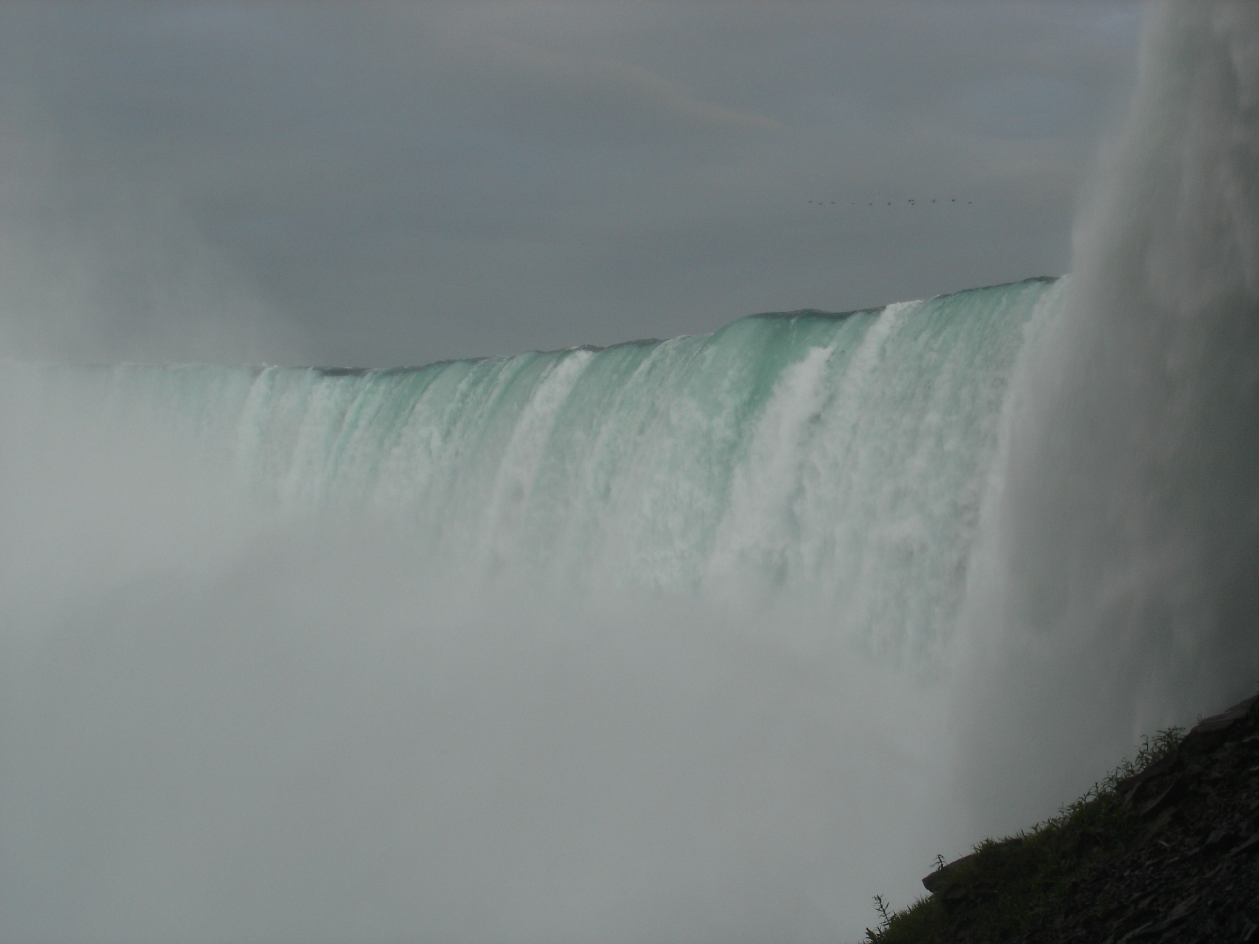 File View From The Table Rock Niagara Falls Canadian Side Jpg Wikimedia Commons