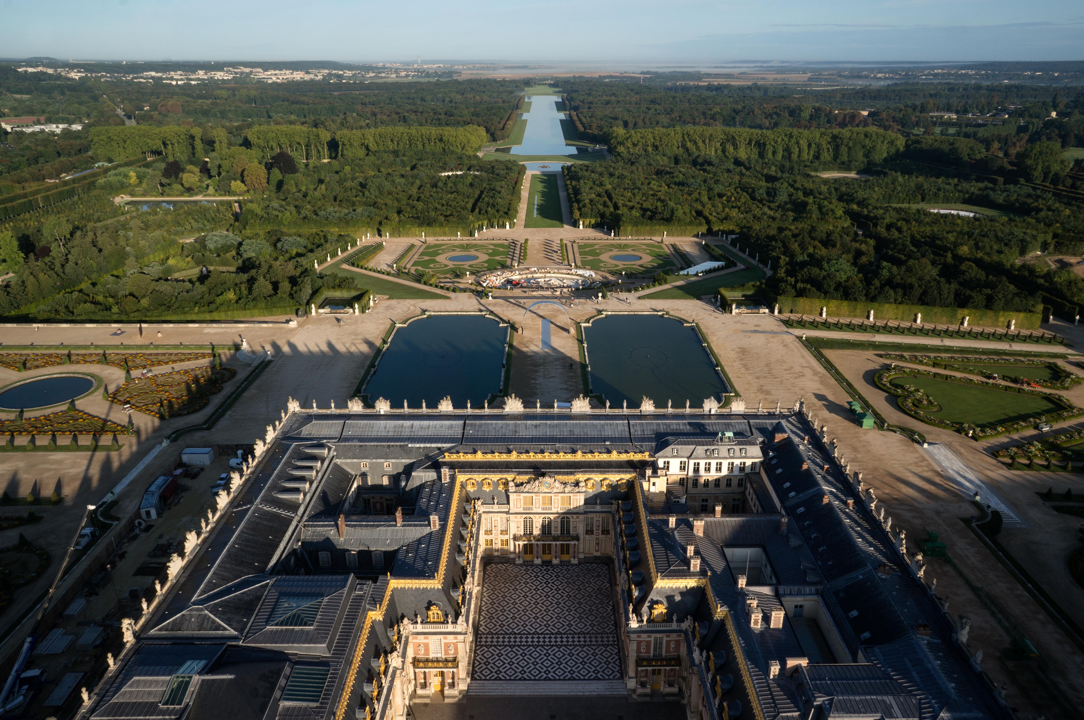Jardin De Versailles Wikipedia