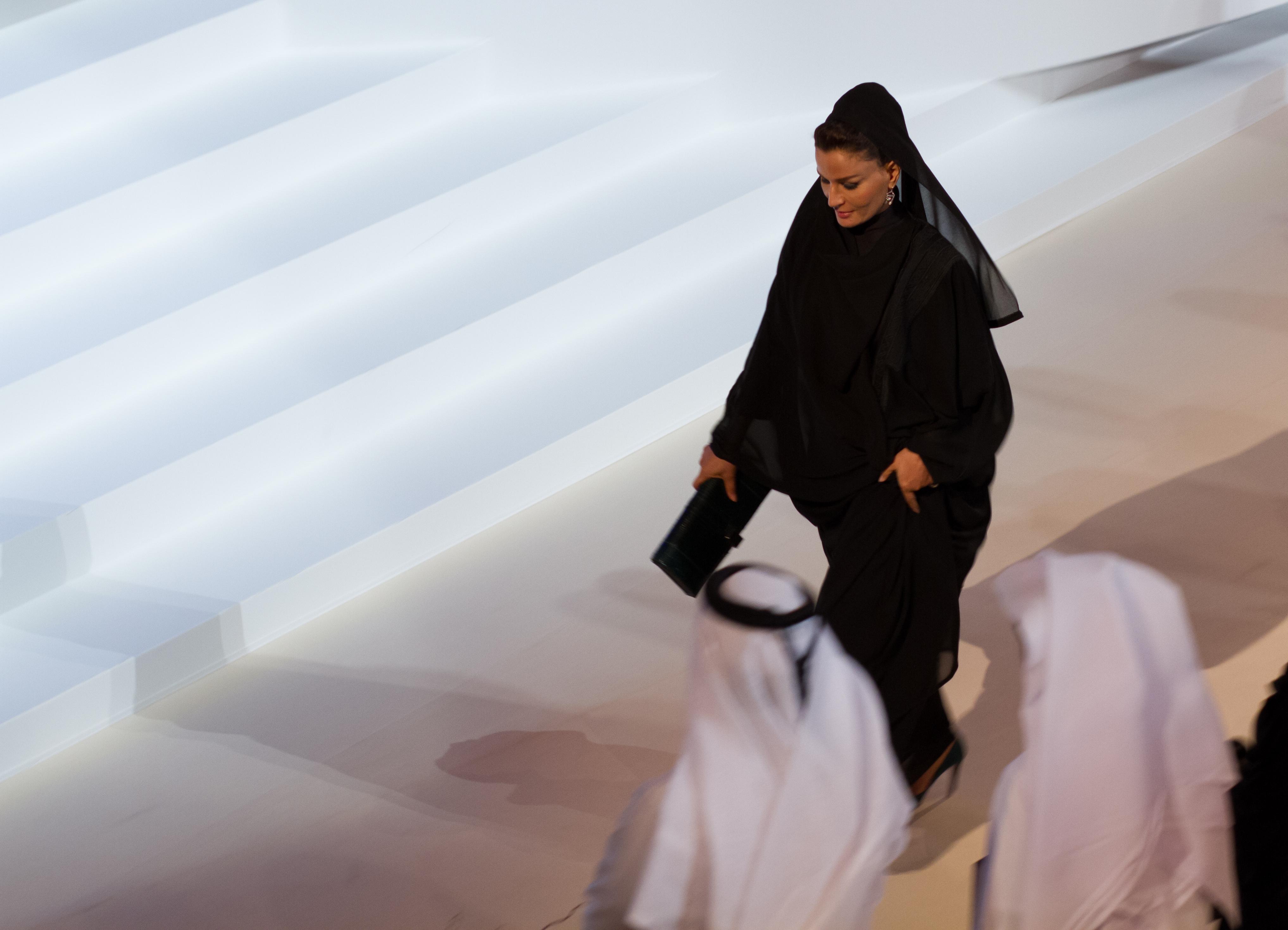 Sheikha Qatar