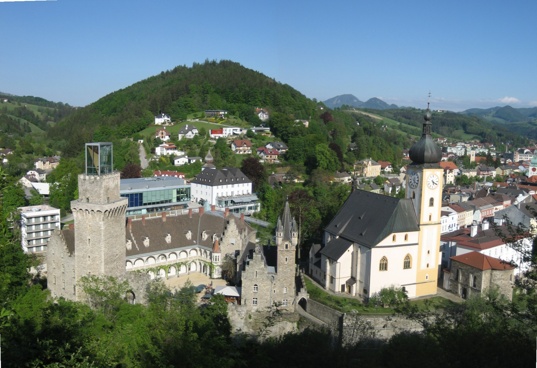 Que Visiter  Ef Bf Bd C Ef Bf Bdt Ef Bf Bd De La Ville Luxembourg