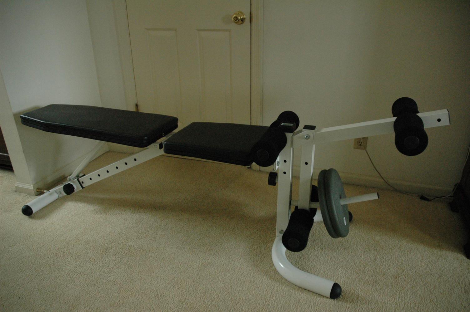 Bench Weight Training Wikipedia