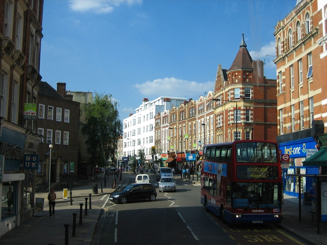 Living in West Hampstead - London Area Guide