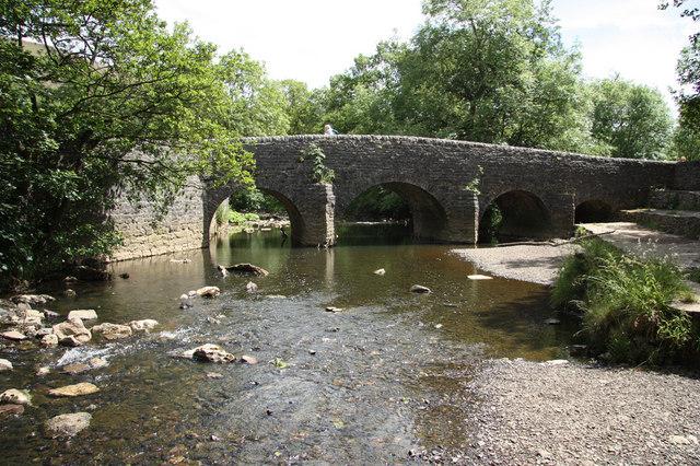 Wettonmill bridge (geograph 1999259)