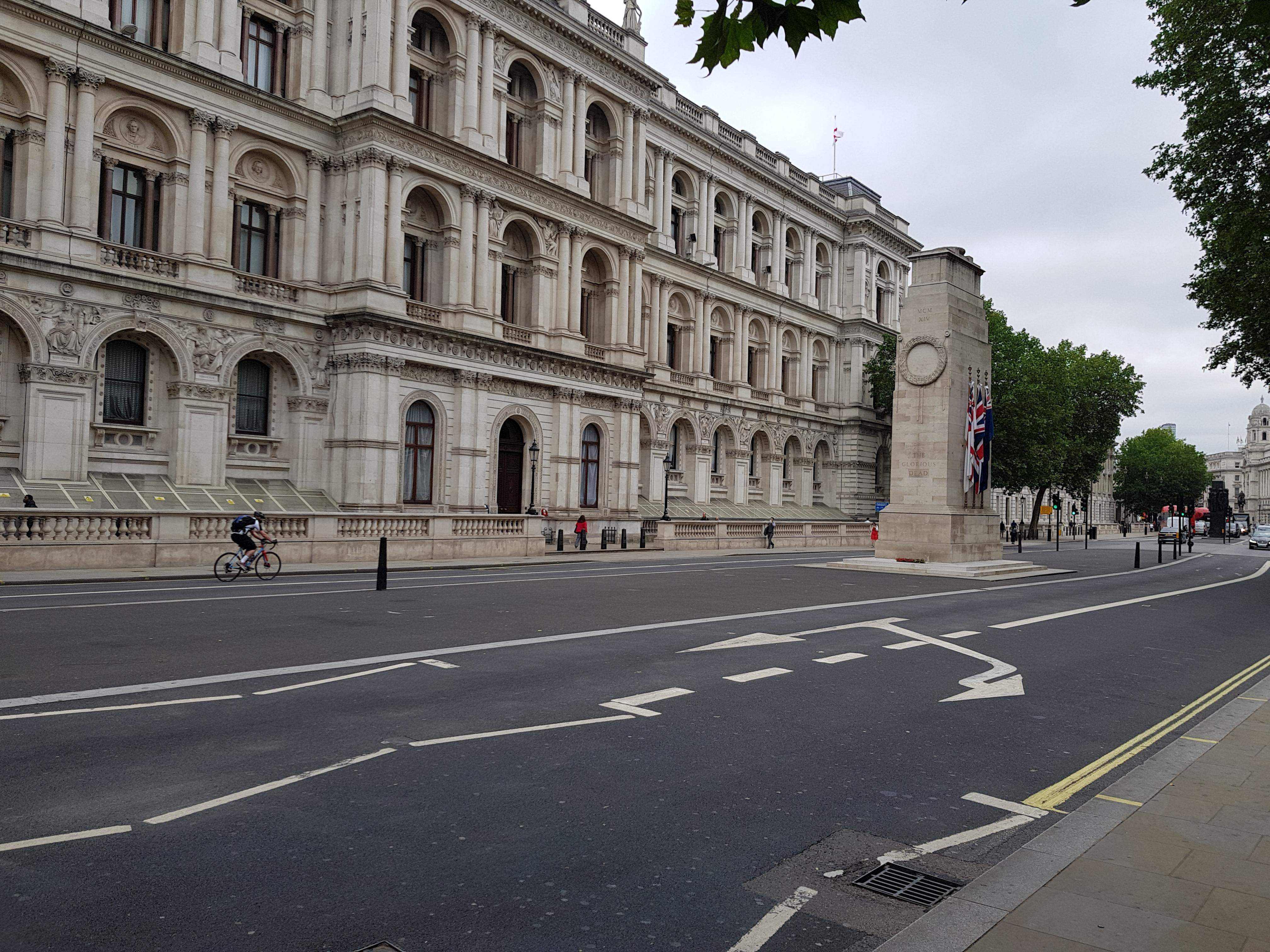 Spaces Rue De Londres whitehall — wikipédia