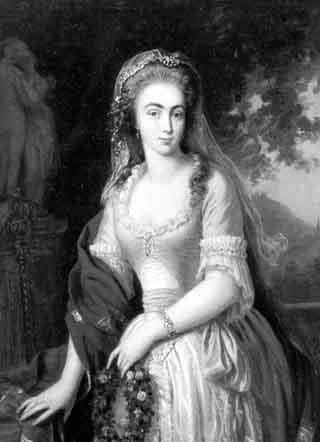 Wilhelmine Luise von Baden