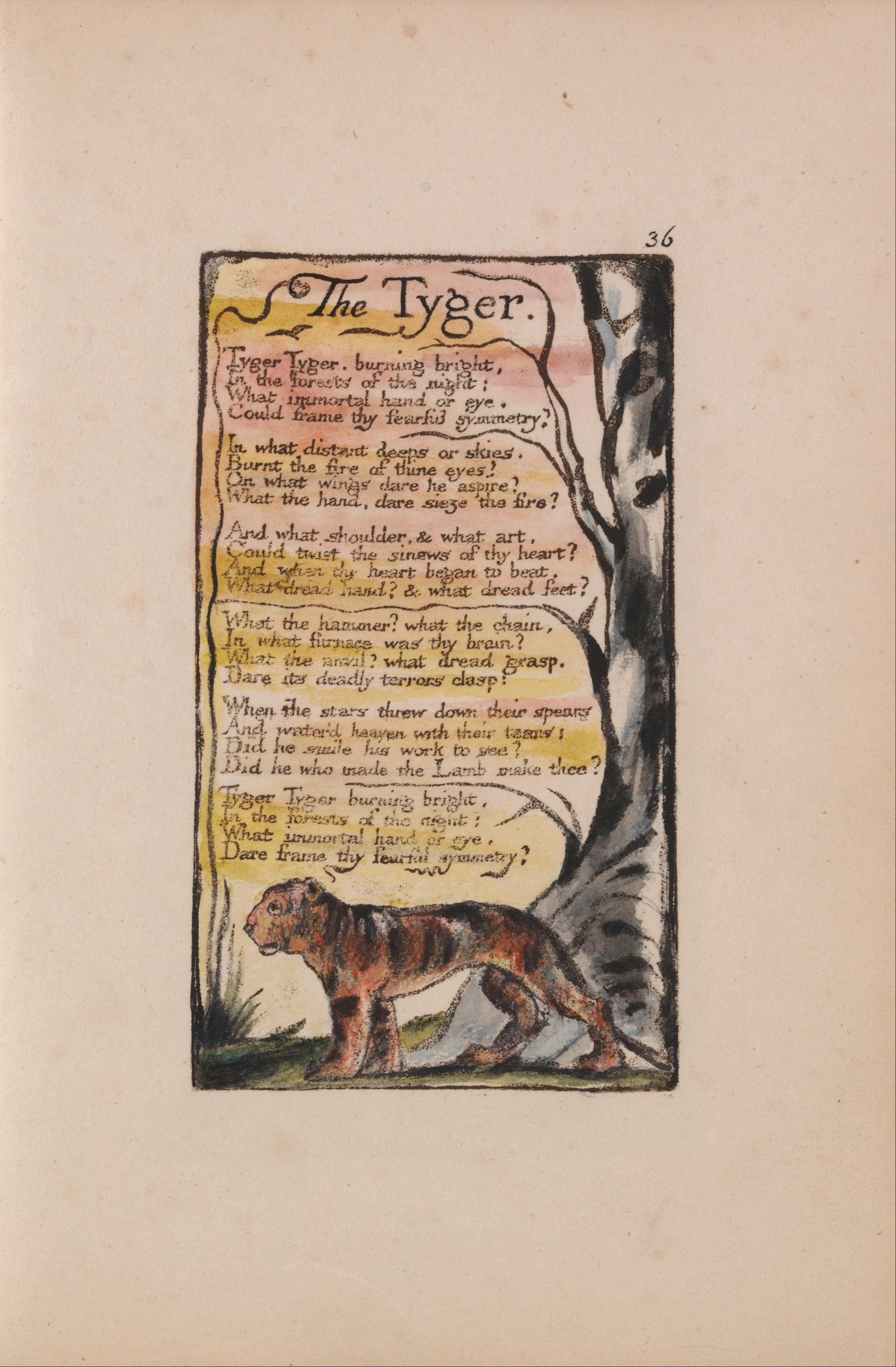 blake and the songs A facsimile hardcopy of songs of innocence and experience is available from tate publications (2006), and an illustrated kindle edition from orangesky publications a complete paper version of blake's illuminated books is available from thames and hudson ao4 biographical contexts ao3 every self-published blake text different from every other ao2 appearance of designs and texts william blake.