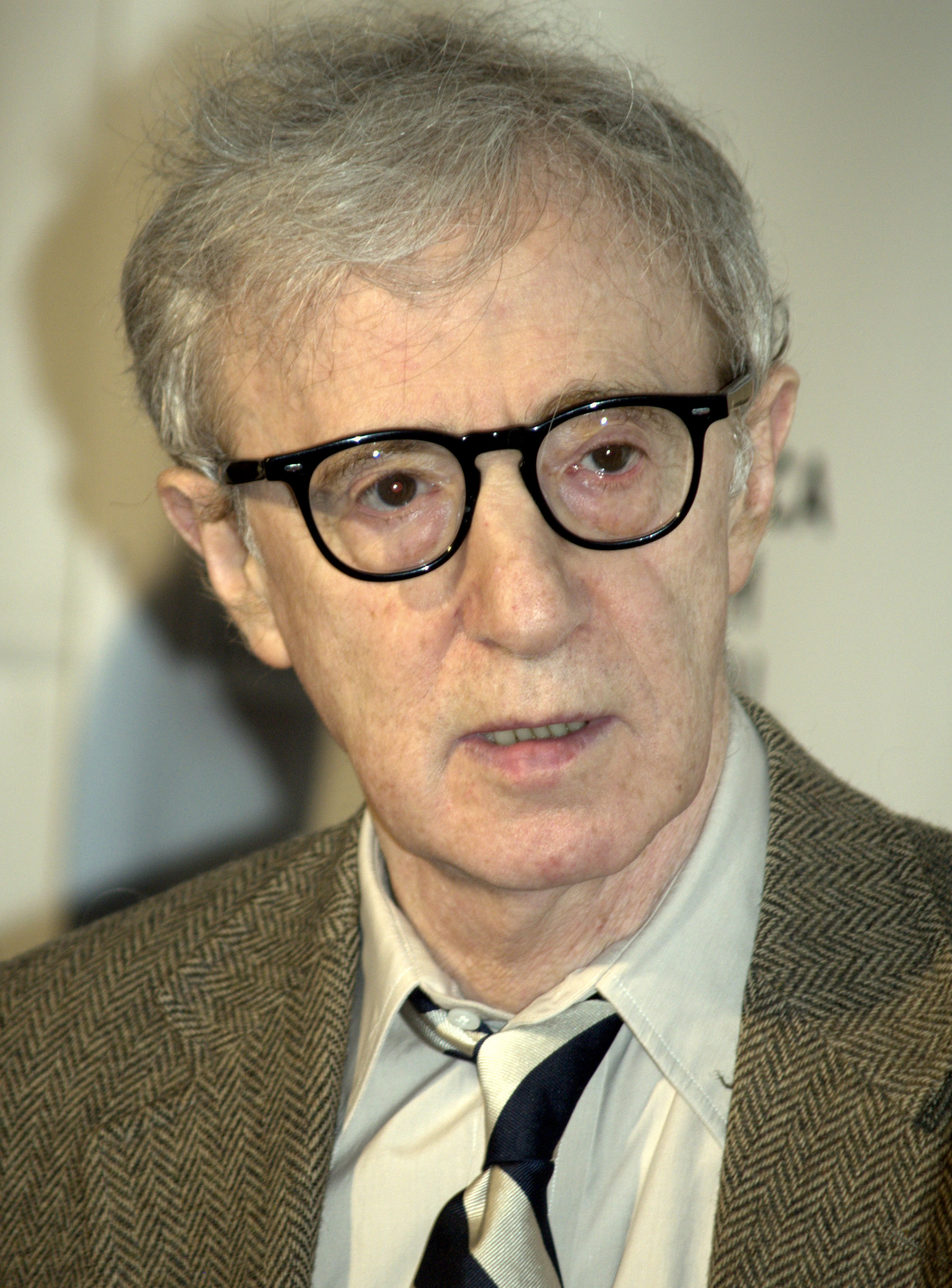 Charming File:Woody Allen At The Tribeca Film Festival