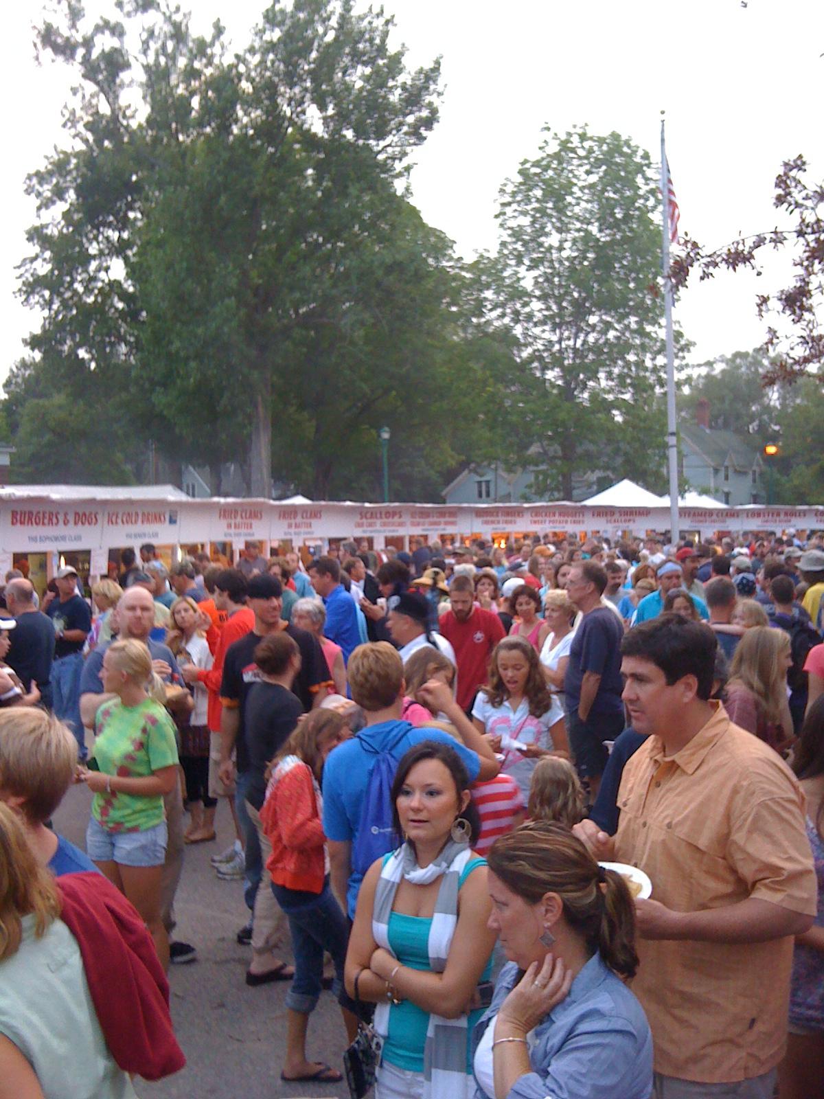 Maine Food Festivals