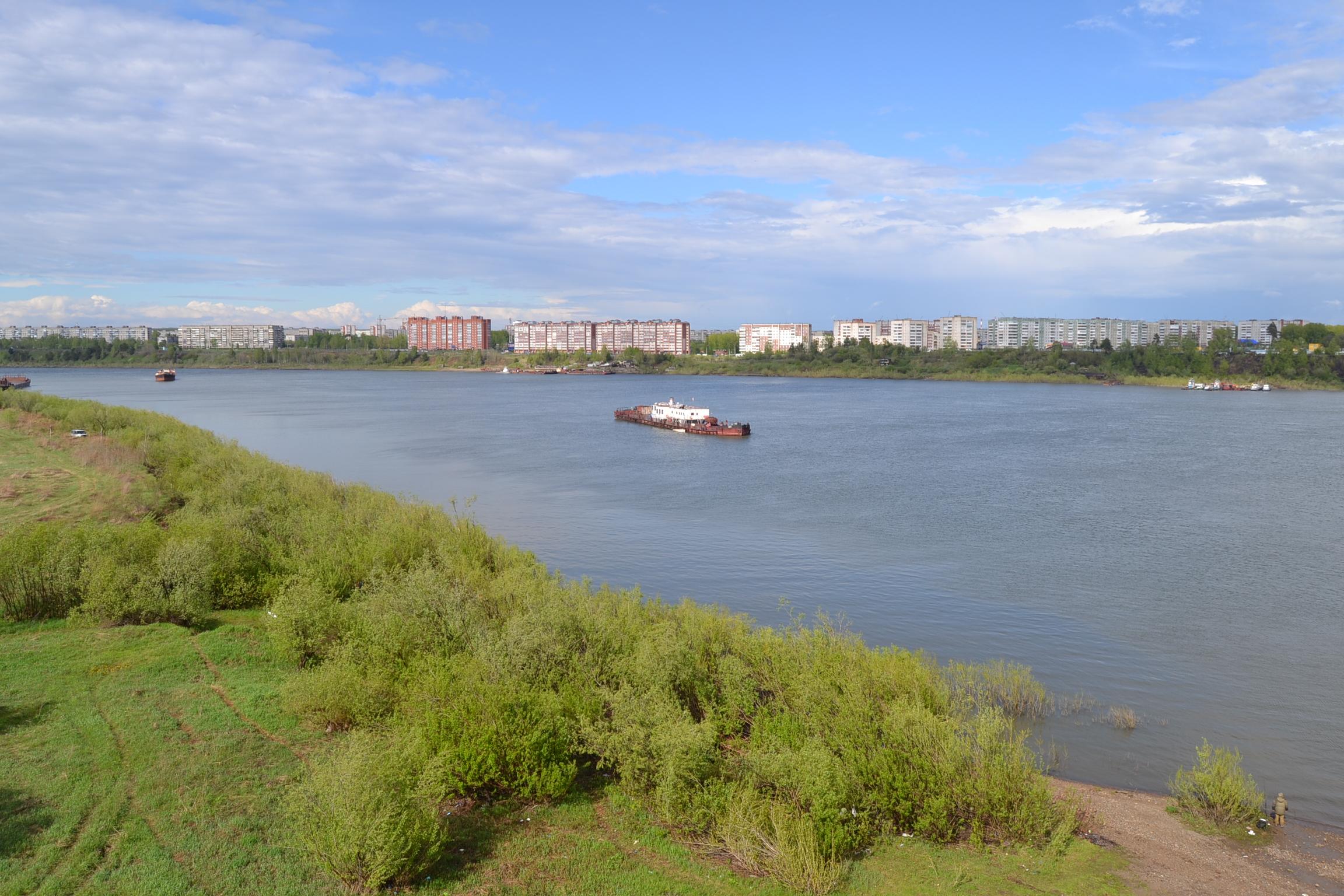 Куда впадает река томь схема фото 575