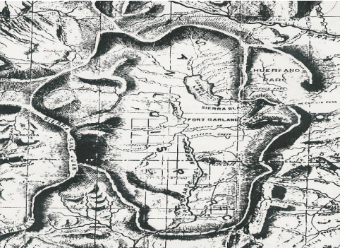 File:1869 Map of San Luis Parc of Colorado and Northern New Mexico.png